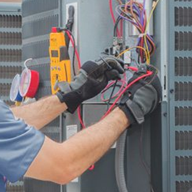 Currents and Cooling Electrical Services